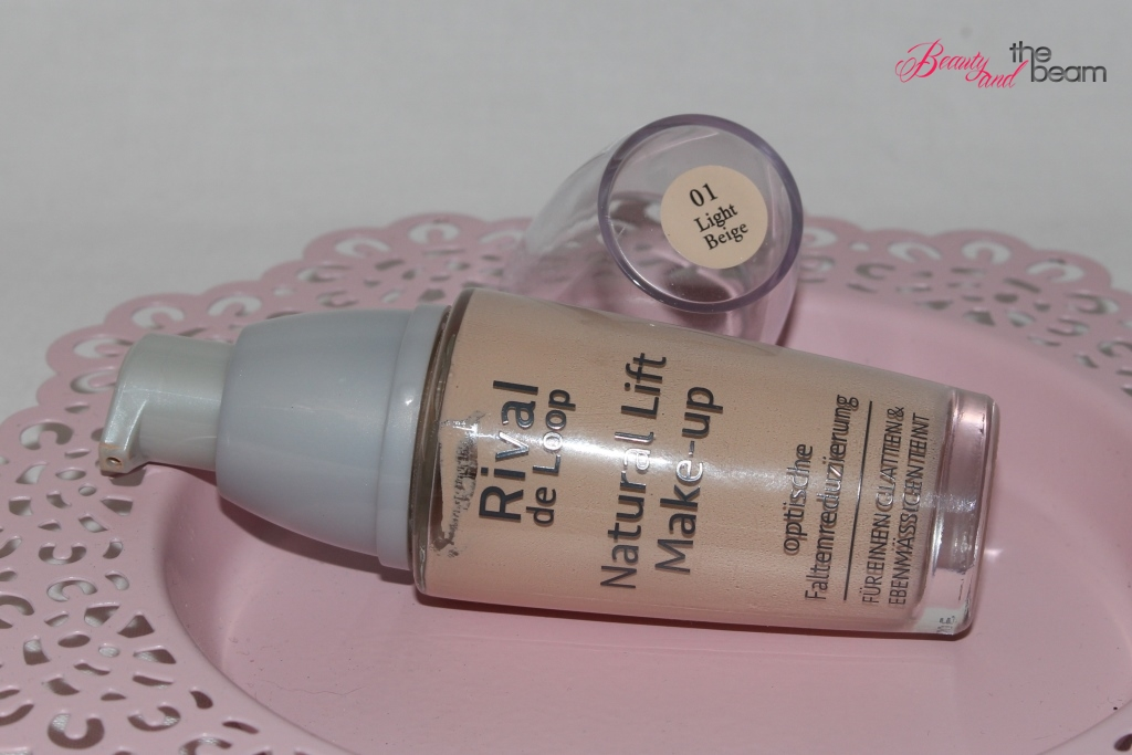 Rival de Loop Natural Lift Make-Up [Review]